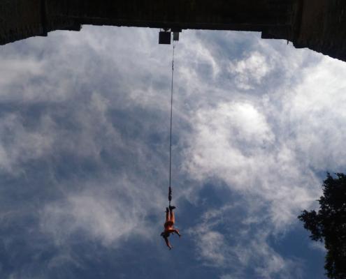 seajump saut elastique spots extremes