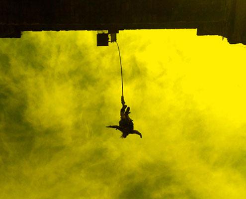 seajump saut elastique montepellier hérault sports extremes