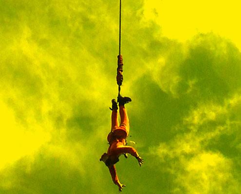 seajump saut elastique viaduc hérault gard montpellier béziers